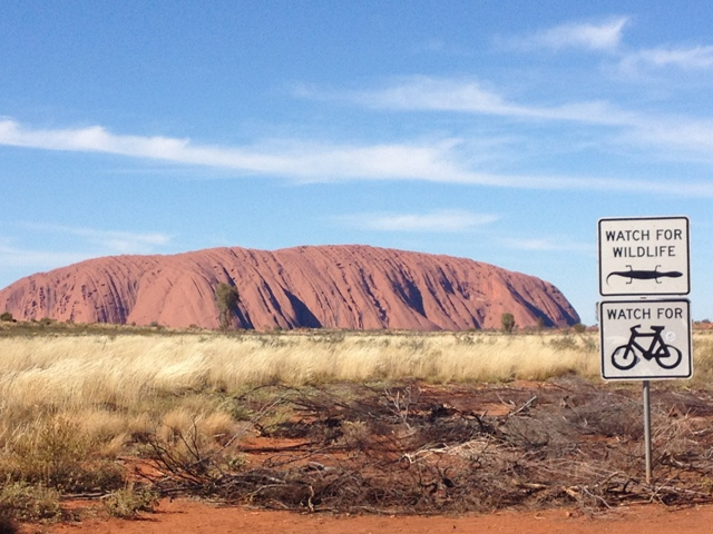 Uluru, Northern Territory, was once known as Ayers Rock.