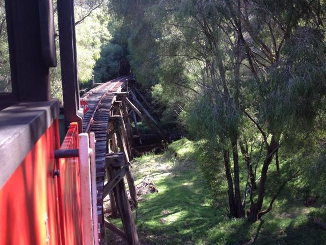 Pemberton Tramway, Western Australia
