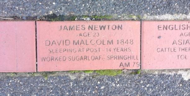 Convict Brick Trail, Campbell Town, Tasmania