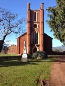 St Lukes Anglican Church, Campbell Town, Tasmania