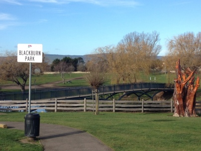 Blackburn Park, Campbell Town