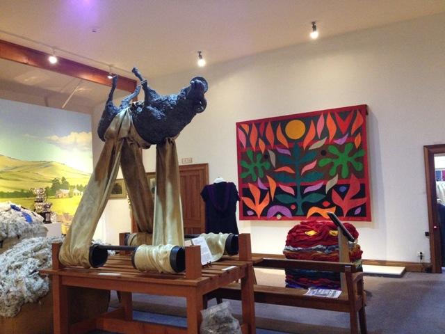 The Tasmanian Wool Centre, Ross, Tasmania