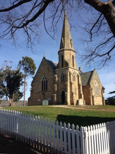 The Uniting Church, Ross, Tasmania