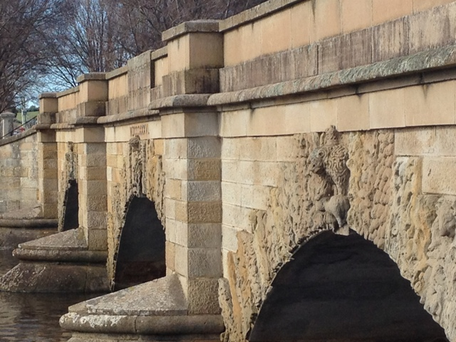 Ross Bridge, Ross, Tasmania