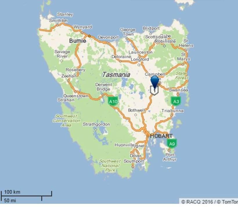 Ross, Tasmania