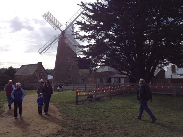 Callington Mill, Oatlands, Tasmania