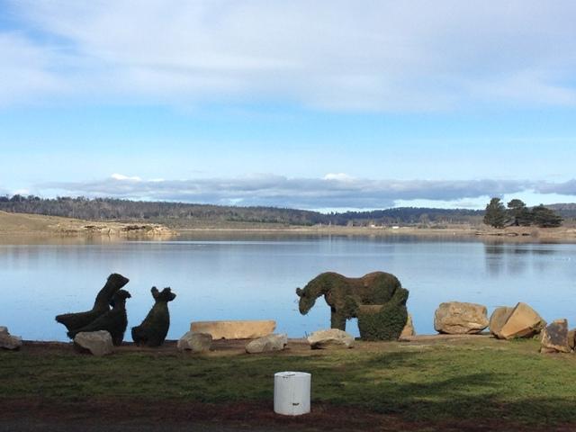 Heritage Fair, Oatlands, Tasmania