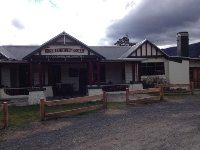 Pub in the Paddock, Pyengana, Tasmania