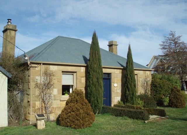 Historic houses, Oatlands, Tasmania