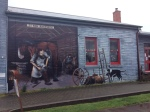 Murals in Sheffield, Tasmania