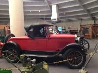 Chevvy Roadster, 1928