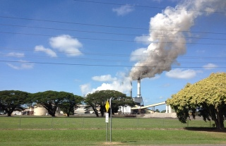 Sugar Mill near Ingham, Queensland