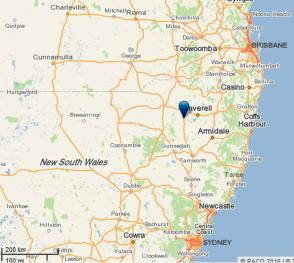 Bingara New South Wales