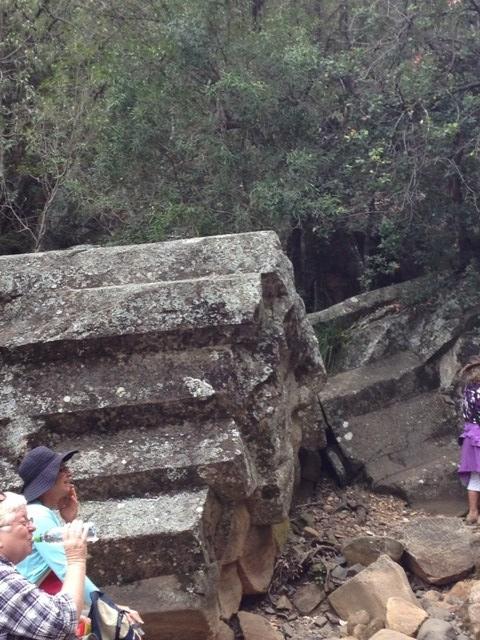 Sawn Rocks, Bingera NSW