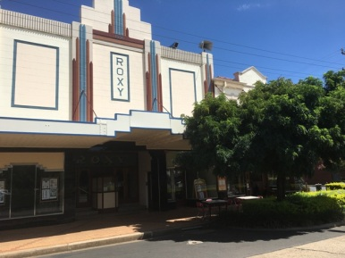 Roxy Theatre, Bingara NSW