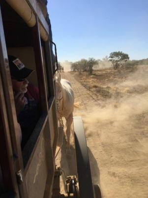 Outback Pioneers Cobb & Co Coach Ride
