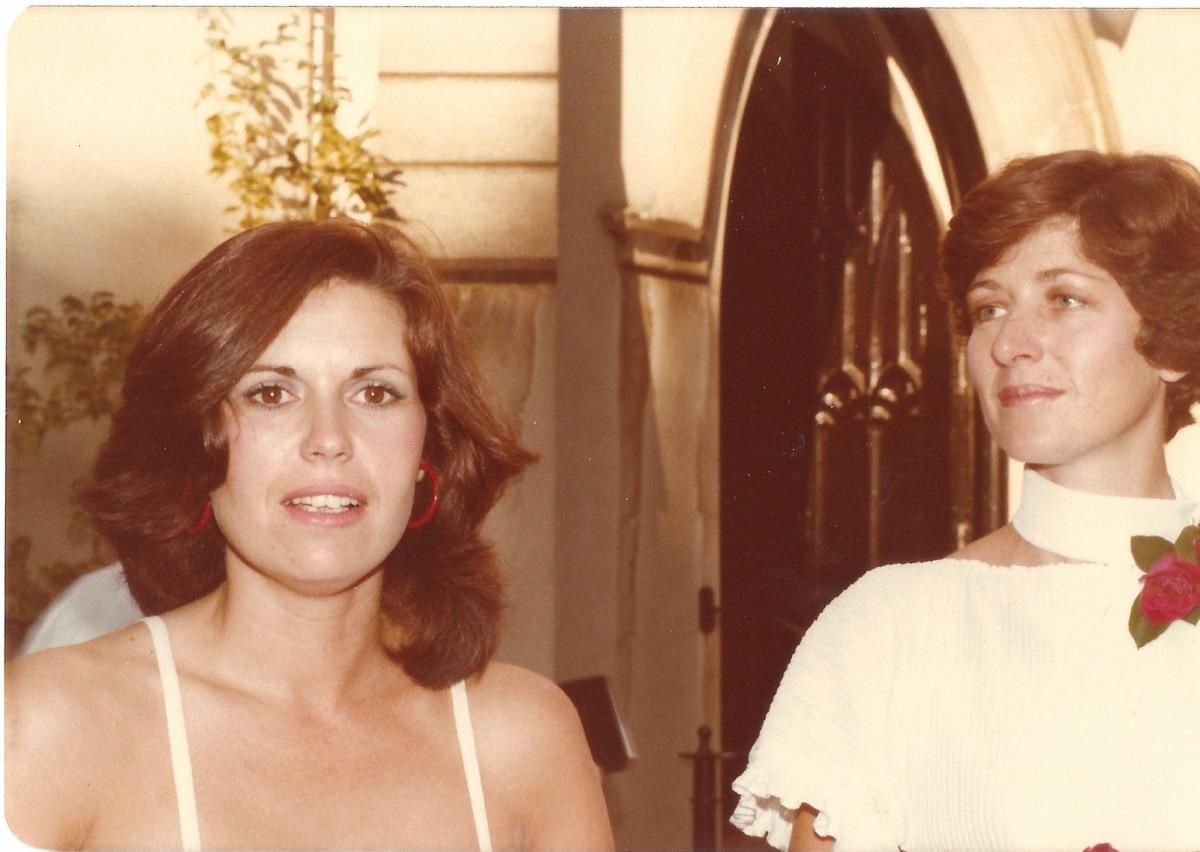 Gerry Gimblett's Wedding 1978