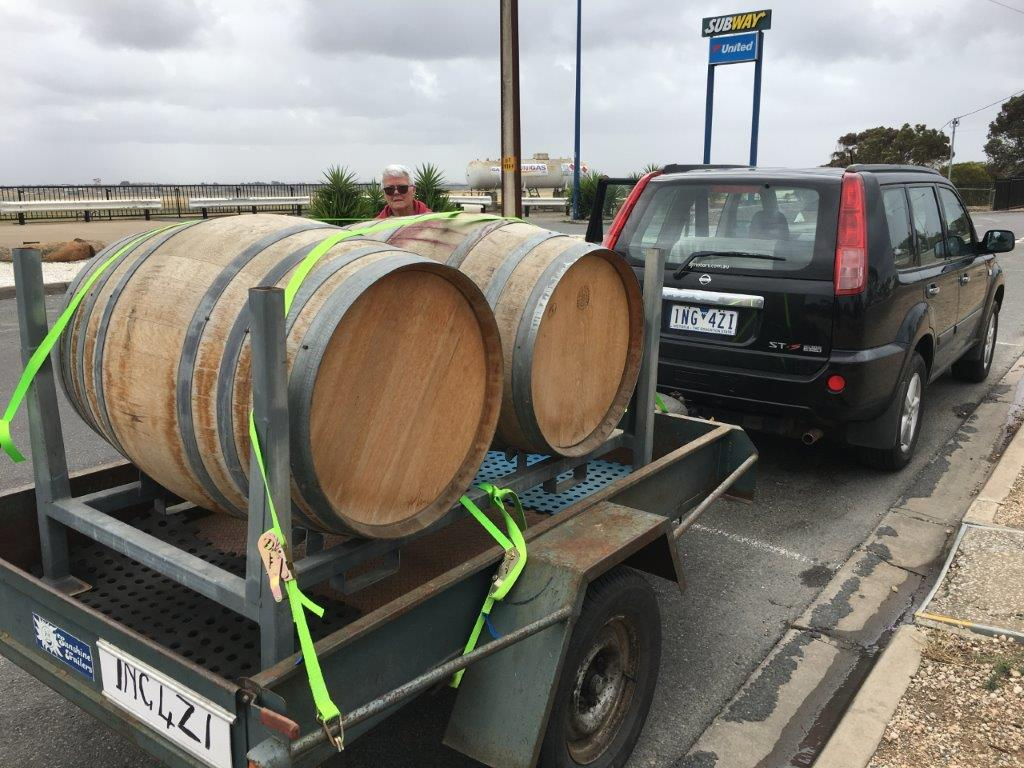 Haselgrove Wines, McLarenvale, South Australia