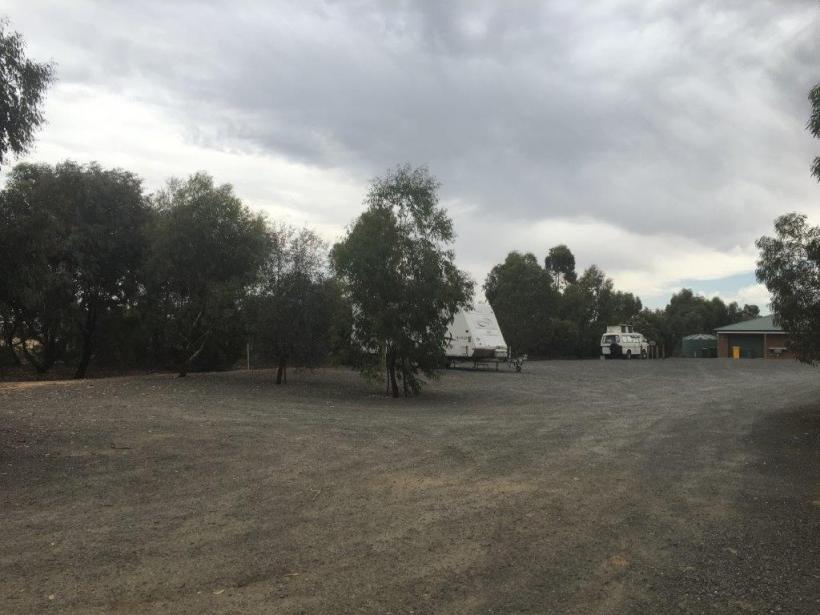 Rupanyup Campground, Rupanyup Victoria