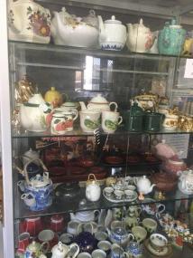Teapot Cafe, Rupanyup, Victoria