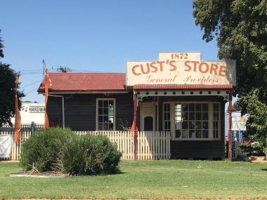 Cust's Store, Rupanyup, Victoria